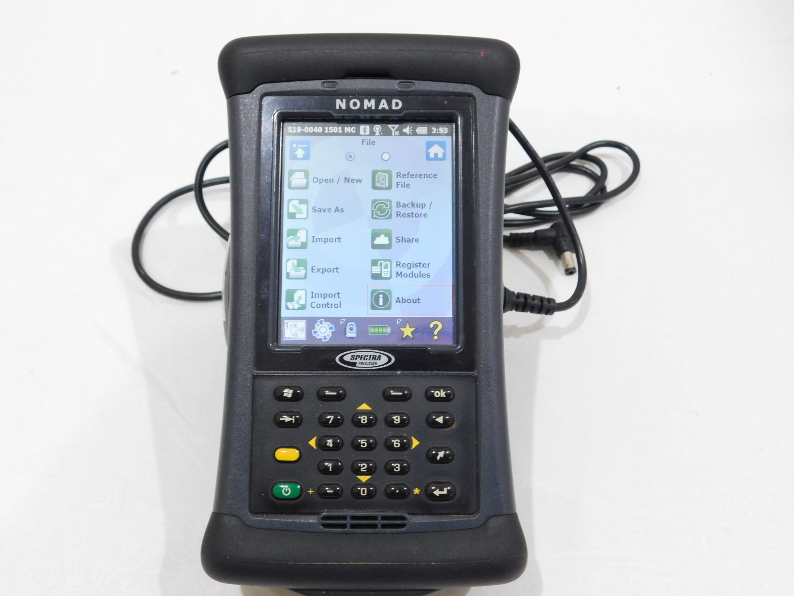 NOMAD 1050 GNSS